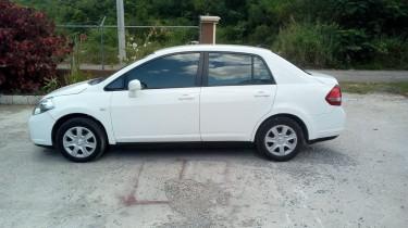 2008 Nissan Tiida