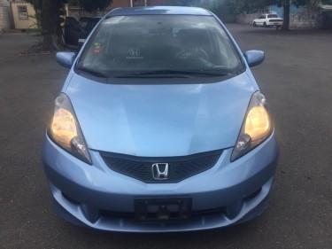 Honda Fit 2010 (LHD) 1500cc