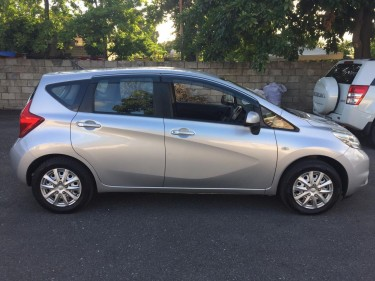 Nissan Note 2013 (Newly Imported. 60,456km) 1200cc