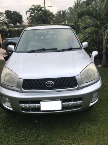2002 Toyota Rav4 – $690,000 (SALE)