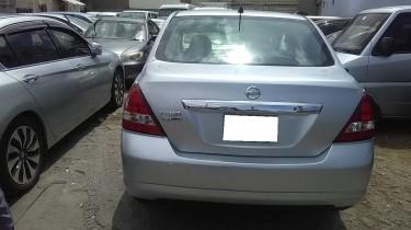 2010 Nissan Tiida – $865,000 Negotiable