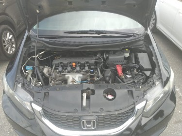 2014 Honda Civic EX – $1.79m Negotiable