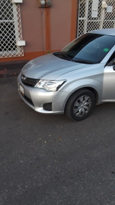 Toyota Axio For Sale Year 2015