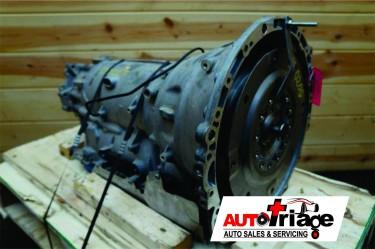 Jaguar/Range Rover 8-Speed Auto Transmission