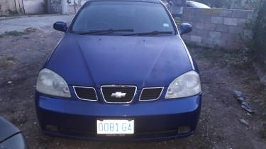 2004 Chevrolet