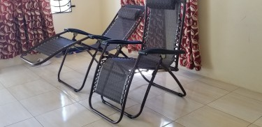 Reclinable Lounge Chair