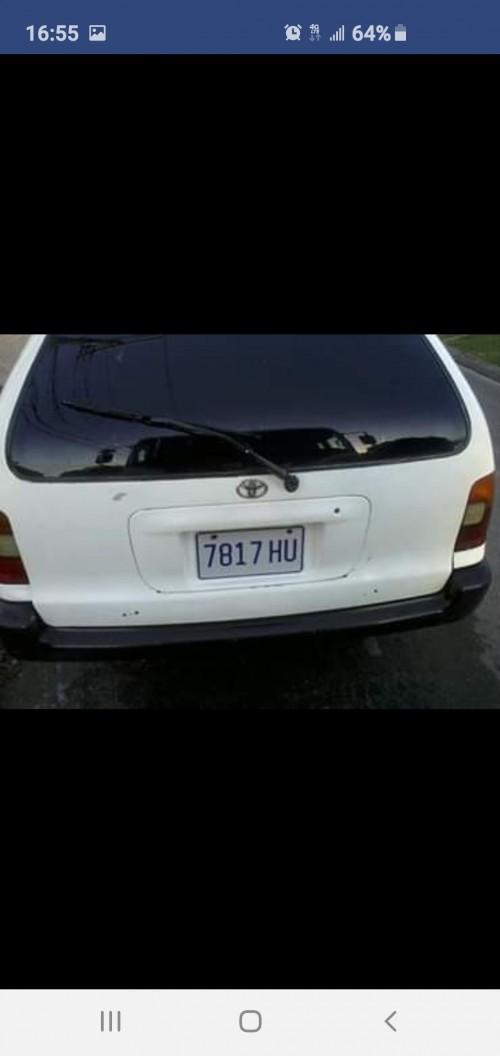 1996 Toyota Corolla Station Wagon