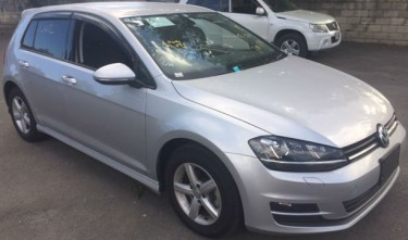 2014 VW GOLF TSI