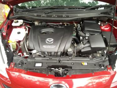 2014 Mazda Premacy
