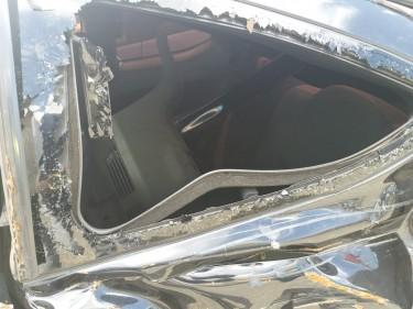 Damaged 2005 Honda Integra