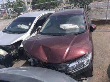 Damaged 2019 Honda City