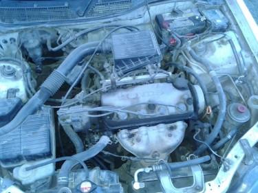 2003 Honda Partner