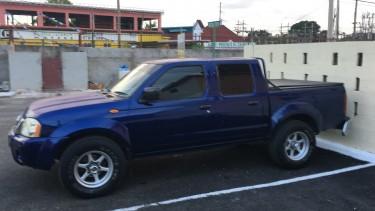 2002 Nissan Frontier