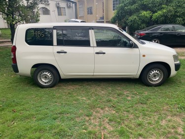 New Totoya Probox DX Comfort 43k+ Mileage For Sale