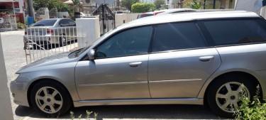2008 Subaru Legacy- $795,000 Negotiable