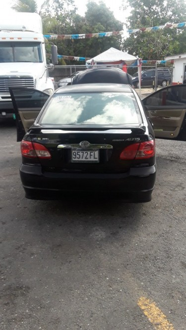 Toyota Altis For Sale 2005