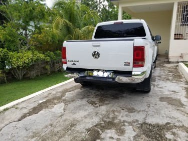 2012 VW Amarok Highline