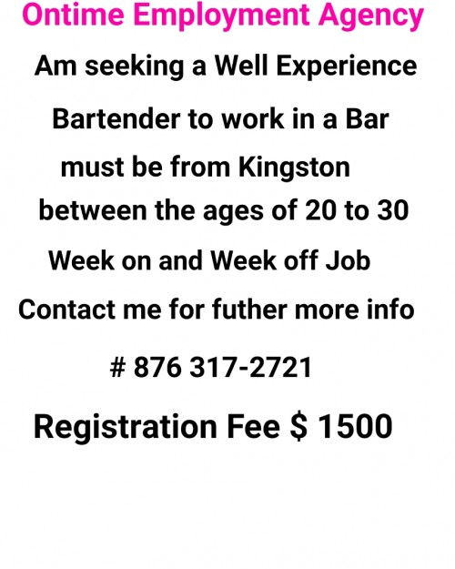 Seeking Workers