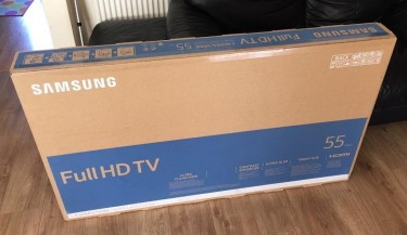 Samsung Full HD TV 55 Inches