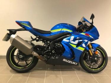 2016 Suzuki Gsxr 1000
