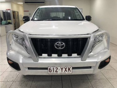 2017 Toyata Land Cruiser Prado For Good Price Call