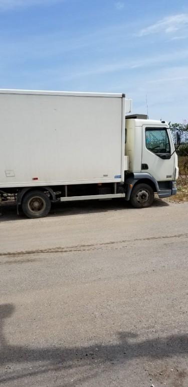 2005 DAF Box Truck