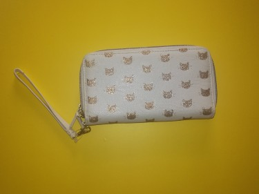 Brand New Kitty Wallet/Purse