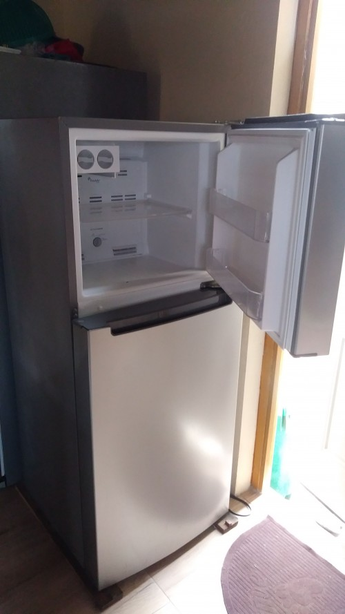 Whirlpool Two Door Fridge