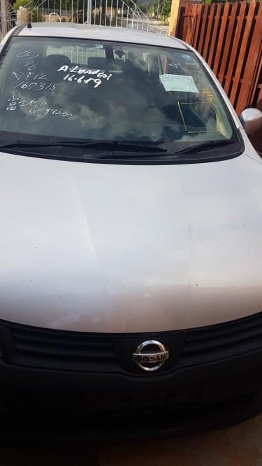 Nissan Ad Waggon 2014
