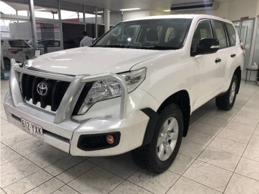 Toyota Land Cruiser Prado Text 510) 683-1723