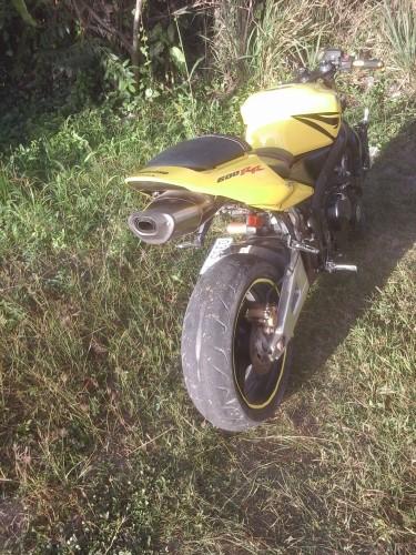 2004 Honda  600rr