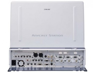 Sony G500 Anycast 4 Live Streaming/production