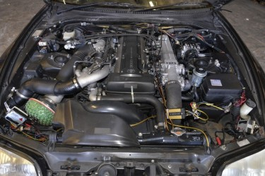 Toyota Supra Turbo Sport Roof Targa RZ Front Clip