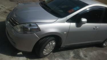 2011 Nissan Tiida