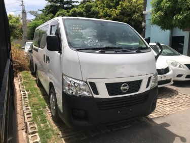 2012 NISSAN CARAVAN FOR SALE