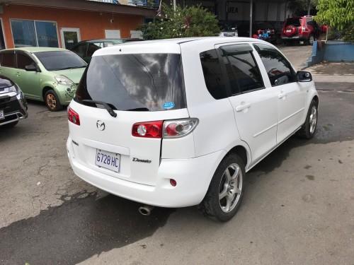 2007 Mazda Demio 510K Neg