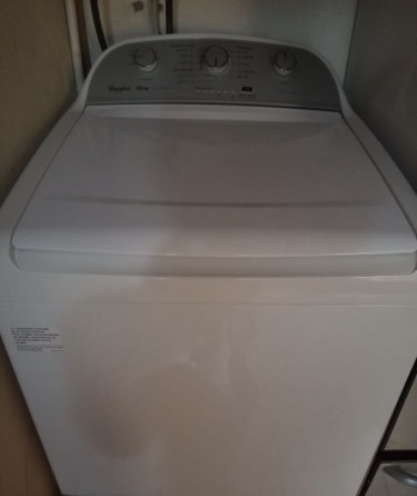 Whirlpool 15kg Washing Machine