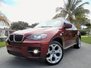 2009 BMW X6 XDrive50i AWD