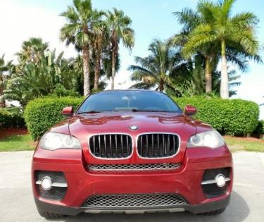 2009 BMW X6 XDrive50i AWD