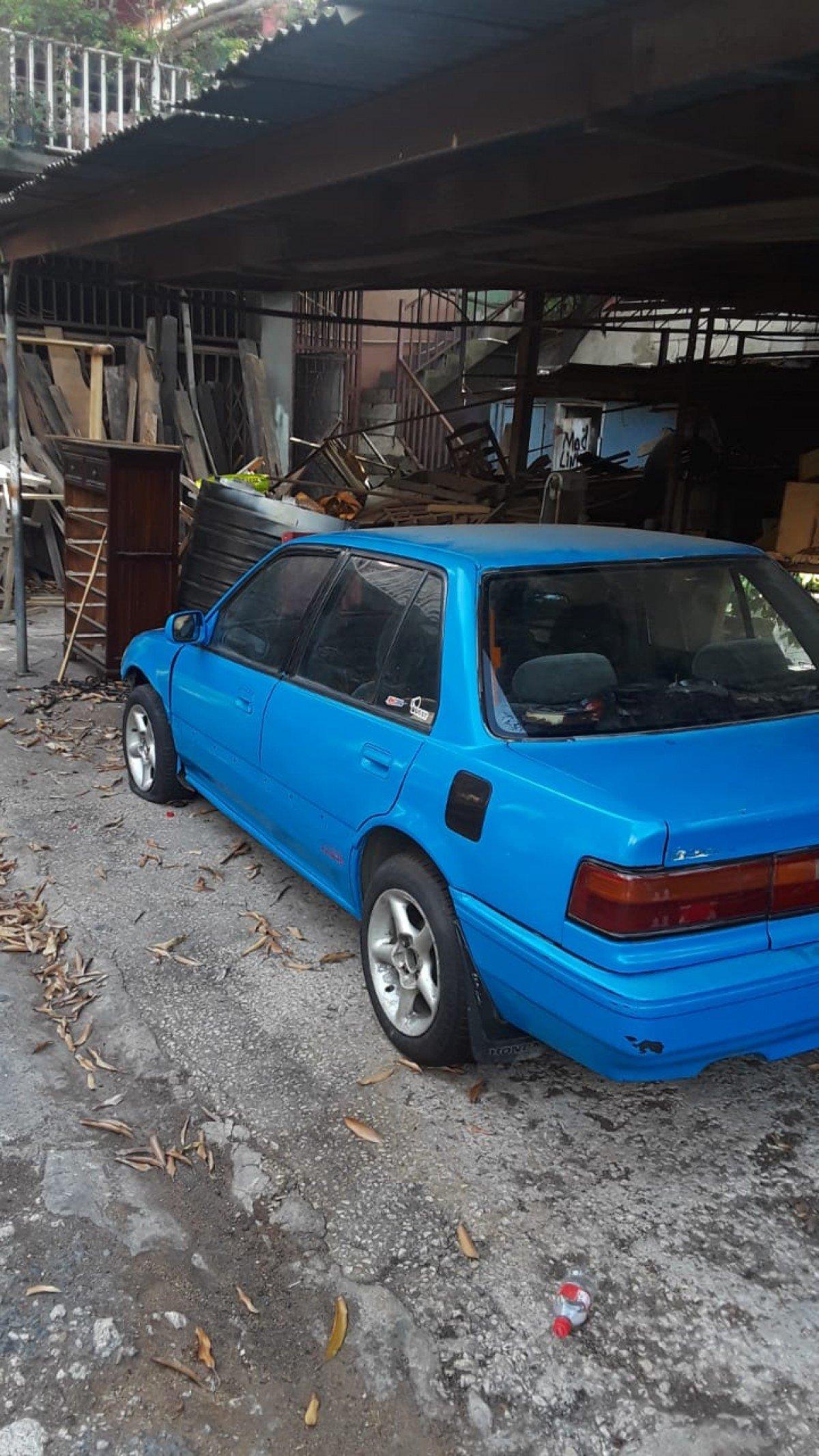 1991 Honda Civic Ef for sale in Kingston Kingston St ...