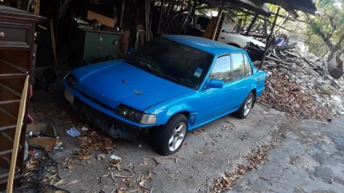 1991 Honda Civic Ef