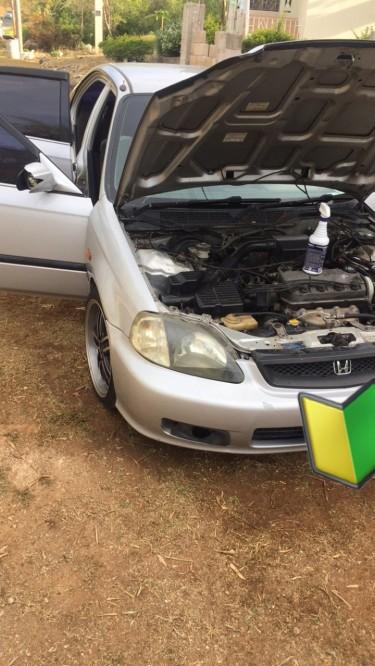 1999 Honda Civic Ek3