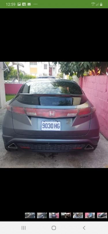 Honda Civic Std