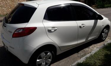 2010 Mazda Demio