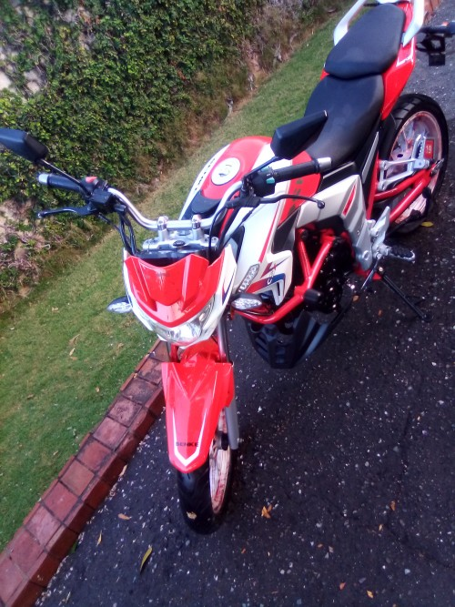200cc Bike Just Need A Faster Ride