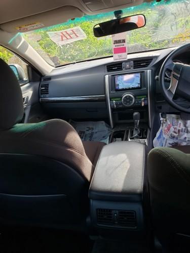 2014 Toyota Mark X ( Newly Imported)