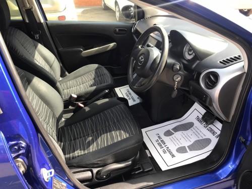 2008 Mazda Demio 580K