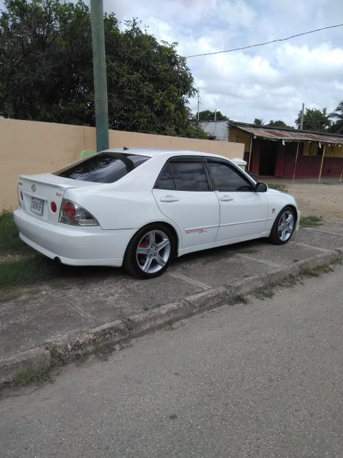 1999 Toyota Altezza 3s Beams