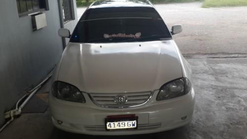 2001 Toyota Carona 2.0