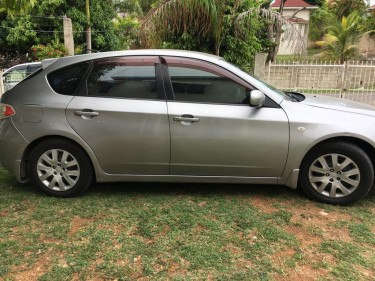 2008 Subaru Impreza – $850,000 Negotiable
